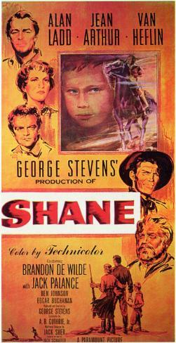 Shane Impressão original