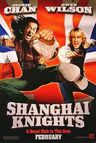 Shanghai Knights Original Poster