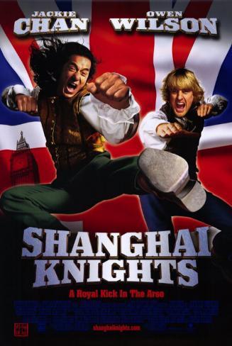 Shanghai Knights Masterprint