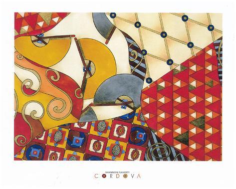 Cordova Madrid Art Print