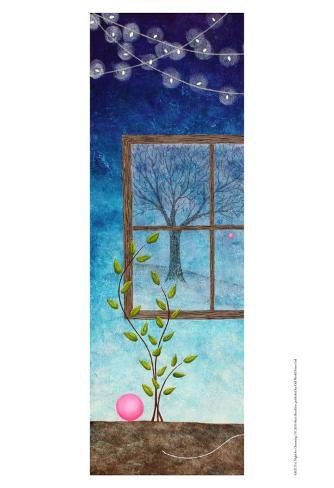 A Night For Dreaming I Art Print