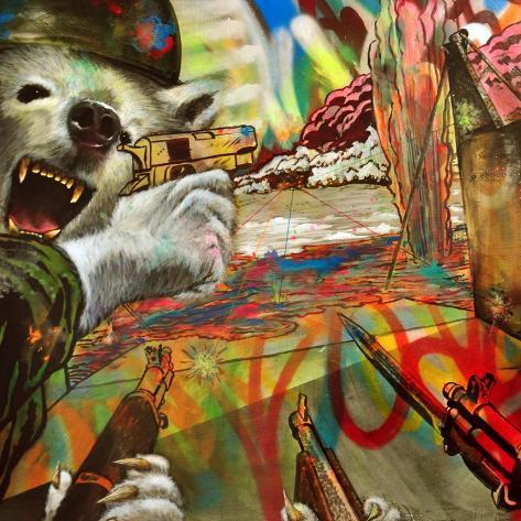 We Are Polar Bears Art Print