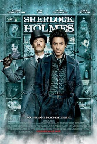 Sherlock Holmes Lámina maestra