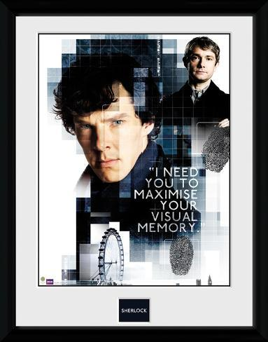 Sherlock- Maximize Memory Collector Print
