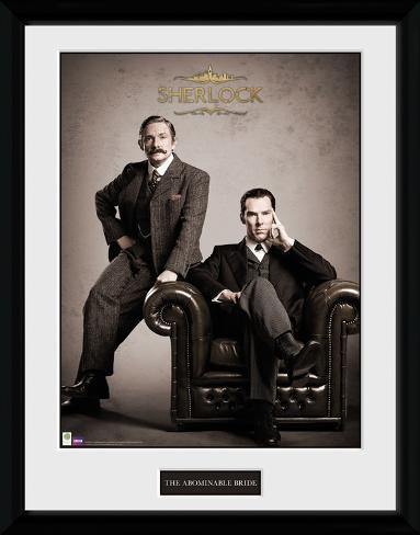 Sherlock- Victorian Team Sherlock Collector Print