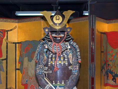 Armor Samurai, Kyoto, Japan Photographic Print