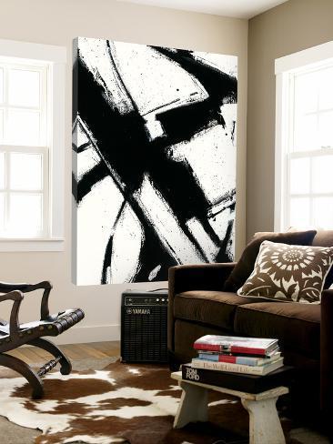 Expression Abstract I White Loft Art