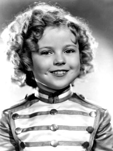 Shirley Temple, 1934 Photo