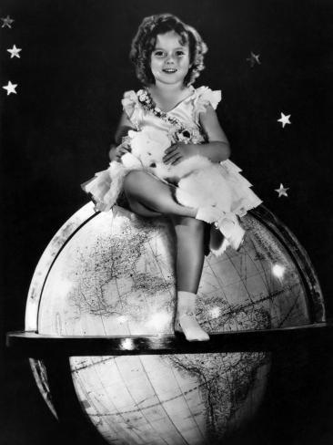 Shirley Temple, c.1935 Photo