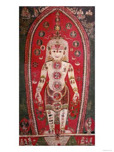 Shiva Purana, from Badgaon Giclee Print