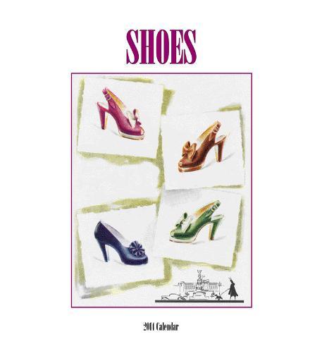 Shoes  - 2014 Easel Calendar Calendars