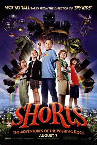 Shorts Double-sided poster
