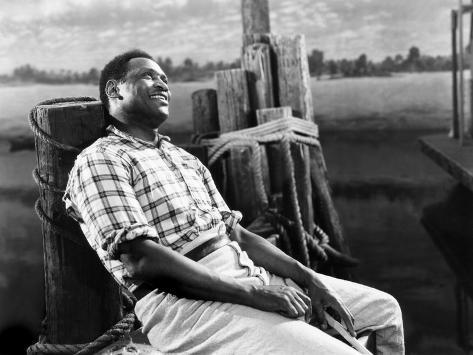 Show Boat, Paul Robeson, 1936 Photo