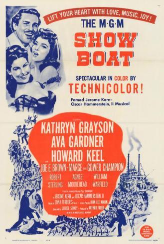 Showboat Poster