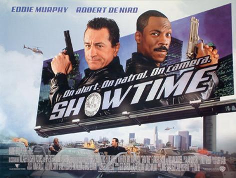 Showtime Original Poster