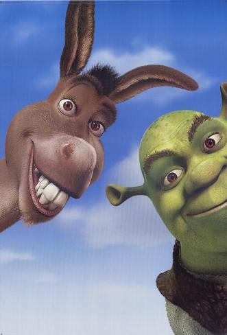 Shrek 2 Stampa master