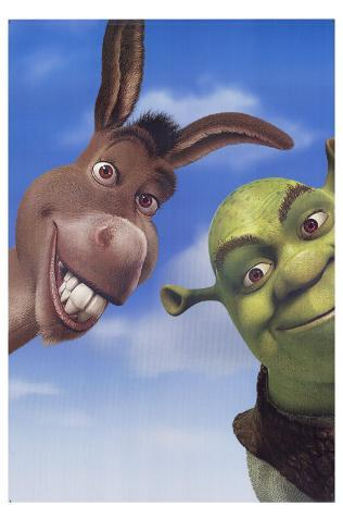 Shrek 2 Masterprint