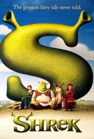 Shrek Original Poster