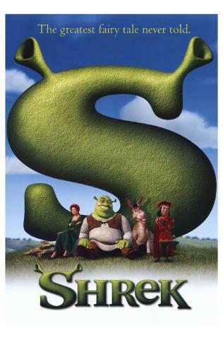 Shrek Masterprint