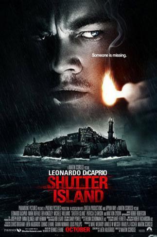 オールポスターズの shutter island ポスター