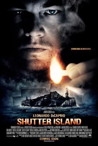 Shutter Island Lámina maestra