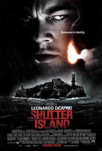 Shutter Island Pôster