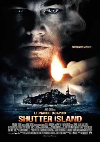 Shutter Island マスタープリント
