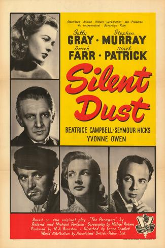 Silent Dust Art Print