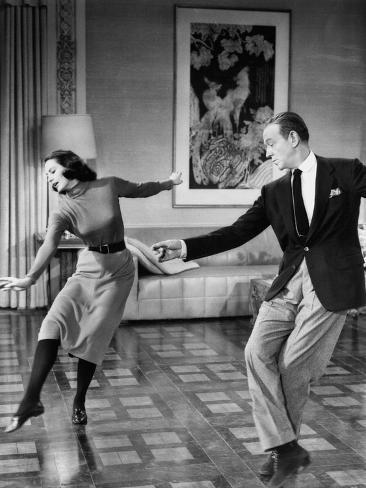 Silk Stockings, (aka La Belle De Moscou Silk Stockings), Cyd Charisse, Fred Astaire, 1957 Photo