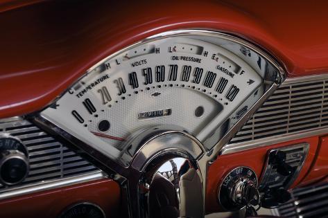 Chevrolet Handyman custom 1956 Valokuvavedos