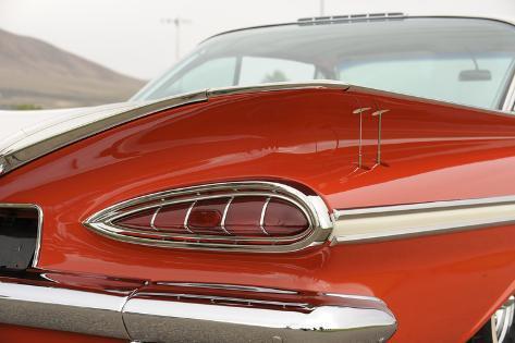 Chevrolet Impala Bubble top 1959 Valokuvavedos