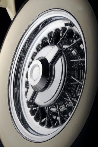 Dual Ghia 1957 Valokuvavedos