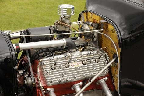 Ford racer 1925 Valokuvavedos