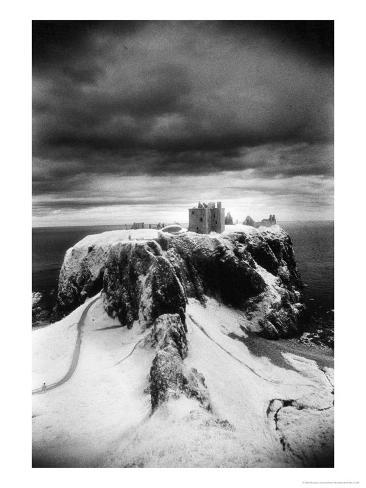Dunnottar Castle, Kincardineshire, Scotland Giclee Print