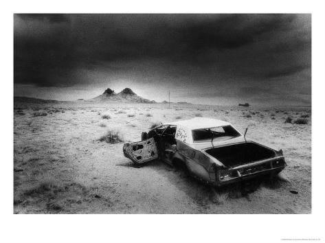 Landscape, Texas, USA Giclee Print