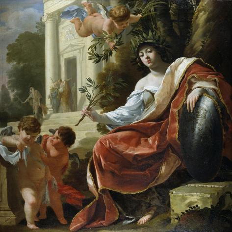 An Allegory of Peace Giclee Print