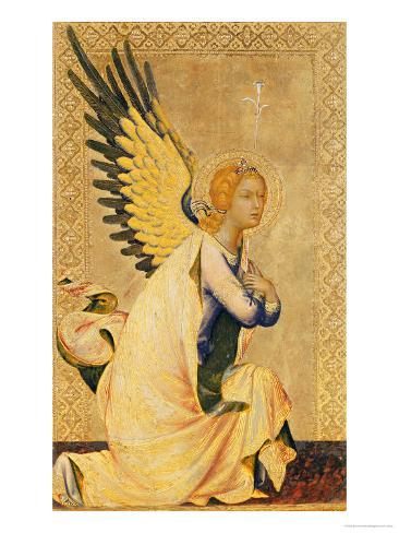 Angel Gabriel Giclee Print