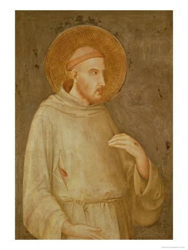St. Francis Giclee Print