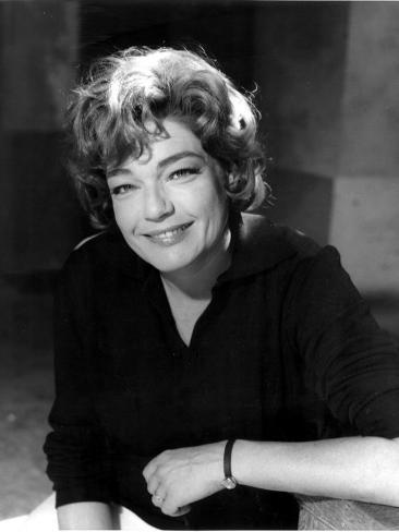Simone Signoret 1962 Photo