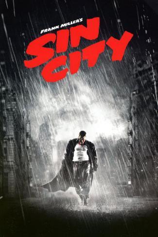 Sin City Masterprint