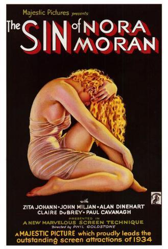 Sin of Nora Moran ポスター