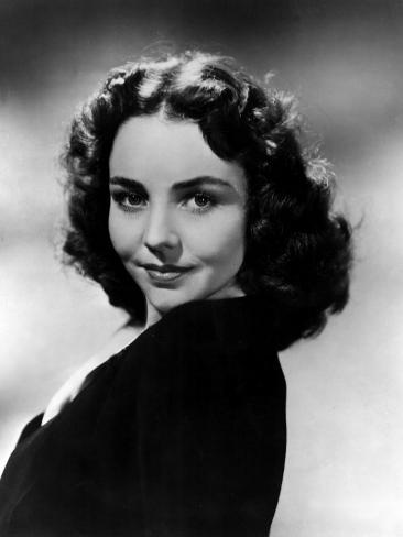 Since You Went Away, Jennifer Jones, 1944 Photo