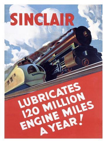 Sinclair Giclee Print