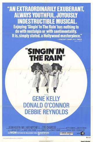 Singin' In The Rain Masterprint