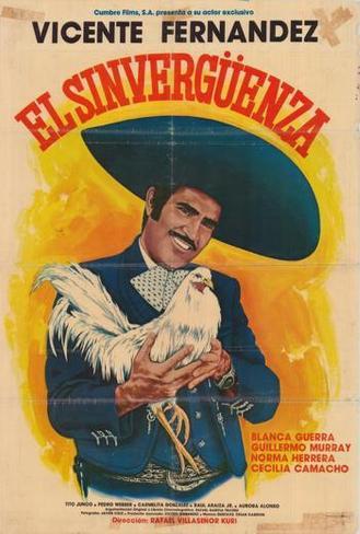 Sinvergüenza, El - Spanish Style Poster