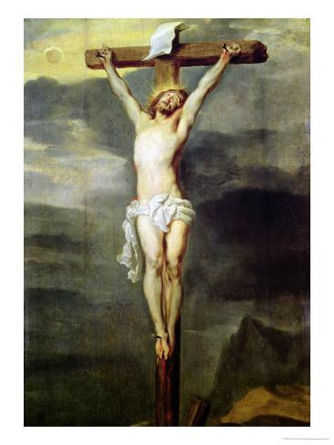 Christ on the Cross, 1627 Giclee Print