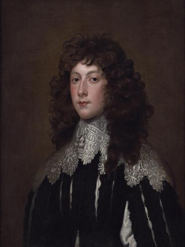 Portrait of Charles Cavendish Lámina giclée