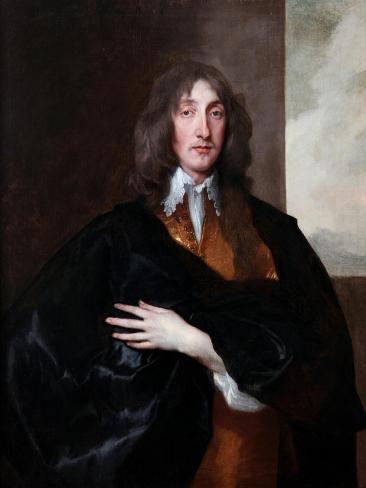 Richard Boyle, 1st Earl of Burlington and 2nd Earl of Cork Lámina giclée