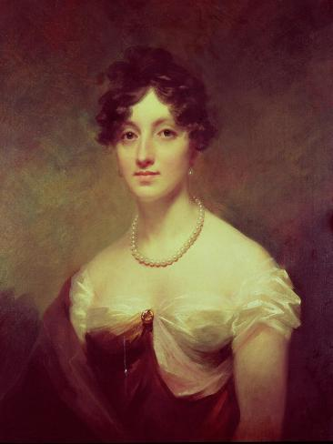 Lady Colville Giclee Print