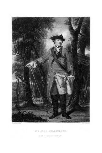 Sir John Molesworth Stampa giclée